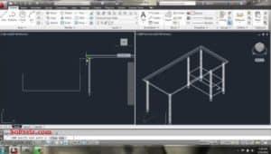 autocad 2013 3D modeling