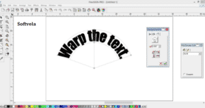 main layout of flexisign download