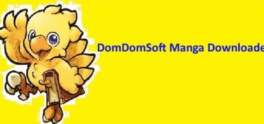 domdomsoft manga downlaoder