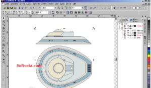 basic screen of editing