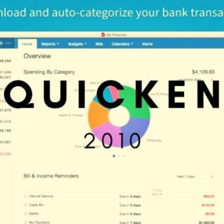 Quicken 2010 download