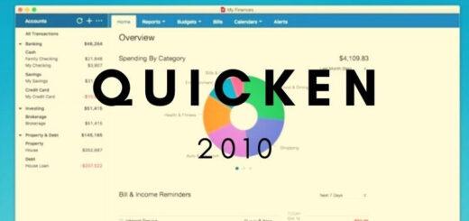 Quicken 2010 download
