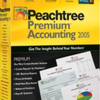 peachtree premium 2005