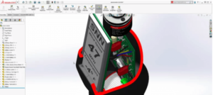 design process in solidworks 2020