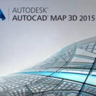 AutoCAD Map 3D 2015