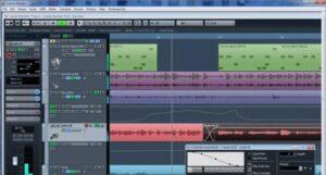 Amazing Dashboard for music editing
