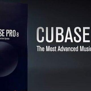 Cubase 8 Pro